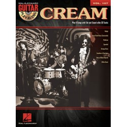 Boek Cream Guitar play along