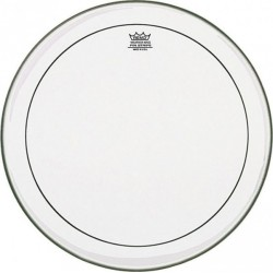 "Drumvel Pinstripe Clear 20"" - Remo"