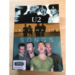 Boek U2 the complete Songs